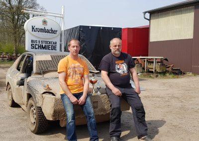 Team - Dirk & Knut