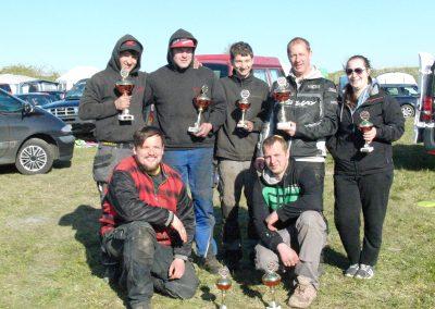 Siegerteam Skaerbaek